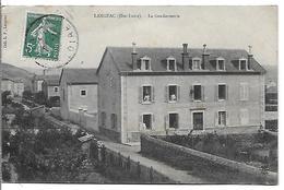 LANGEAC - La Gendarmerie - Langeac
