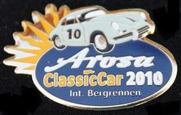 PORSCHE N°10 AROSA CLASSIC CAR 2010 - SUISSE - CANTON DES GRISONS - SWISS - VOITURE ALLEMANDE - SCHWEIZ -           (21) - Porsche