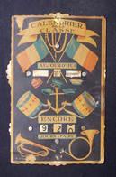 MILITARIA - Carte Postale - Carte à Système - Calendrier De La Classe - L 28895 - Humoristiques