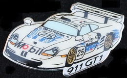 PORSCHE 911 GT 1 N°25 - VOITURE DE COURSE  - VOITURE ALLEMANDE - CAR - MOBIL            (21) - Porsche