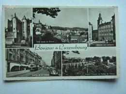 Luxemburg Luxembourg Avec Bonjour - Luxemburg - Stad