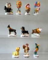 Fèves Brillantes - Série Complète - Là Haut De Disney / Pixar - Disney