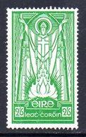 Ireland 1940 Definitives, E Wmk., 2/6d Value, MNH, SG 123 - Unused Stamps