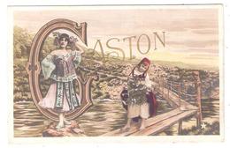 Série Des Prénoms : GASTON - Firstnames