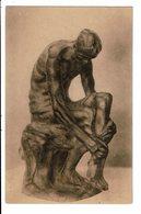 CPA- Carte Postale  Belgique - Bruxelles - Musée Des Beaux Arts- Le Blessé Par C. Meunier VM2901 - Musées
