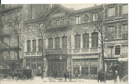 ///   PARIS     ( 75 )  THÉÂTRE ANTOINE - Autres Monuments, édifices