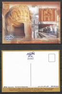 POSTCARD SAUDI MADAIN SALEH HISTORICAL PLACE - Saudi Arabia
