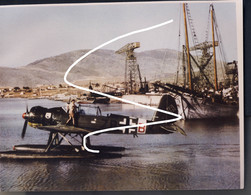 17 Luftwaffe Seeflugzeug Arado 196 Ägäis Sudabucht Kreta Repro - 1939-45