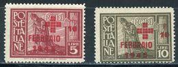 Ägäis Nr. 225 - 226 Postfrisch - Egeo