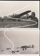 17 Rumänische Luftwaffe. Beute B-24 Tidel Wave + Ju 87 In 1944. Repros - 1939-45