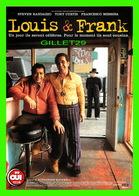 """AFFICHES DE CINÉMA - """" LOUIS & FRANK """" FILM DE ALEXANDRE ROCKWELL IN 1998 - AVEC STEVEN RANDAZZO, TONY CURTIS - - Affiches Sur Carte"""
