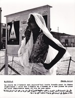 ALGERIE / PROPAGANDE 1959.1961 / MAGNIFIQUE PHOTO 18X24 / FEMME ALGERIENNE - Kinderen