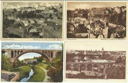 Lot De 8 Cartes Postales -- Luxembourg - Ville.   ( Voir  Scans ) - Cartes Postales
