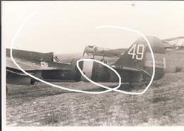 17 Spanien. Bürgerkrieg 1939. Beute Republikanische Tupolev SB-2. Repro - 1939-45