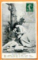 SPR374, Déjeuner Sur L'Herbe, Circulée 1908 - Couples