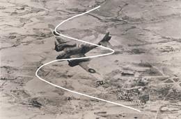 17 RAF Bomber Baltimore 1943 Over Tripolitania. Repro. - 1939-45