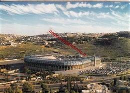** STADIO.- JERUSALEM.-(ISRAEL).- ** - Calcio