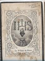 DI/G/ °   LEDE 1770? + 1844    JOSEPH PROPS - Religión & Esoterismo
