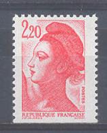 Año 1986 Nº 2427 Liberte De Delacroix - France