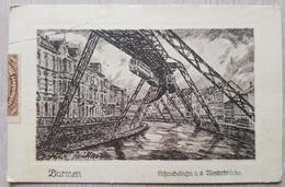 Germany Aachen 1923 - Non Classificati