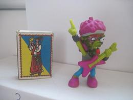 Entertoyment Figurines  Zombiezz Rock Musicians - Figurillas