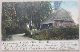 Germany Eckernförde 1905 Kiel Flensburg Bahnpost - Non Classificati