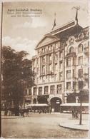 Germany Hameln 1922 Hotel Reichshof Hamburg - Non Classificati