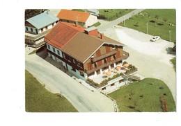 Cpm - 39 - MORBIER LES MARAIS - Hotel Des Clarines - 1981 - Voiture - France