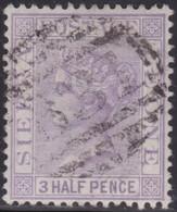 Sierra Leone   .   SG  .    29       .      O   .   Cancelled      .   /   .    Gebruikt - Sierra Leone (...-1960)