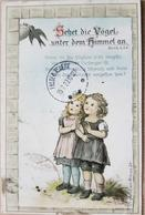 Germany Schwarzwald 1923Sehet Dir Vogel Unter Dem Himmel An - Non Classificati