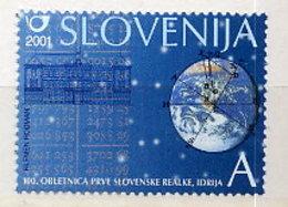 SLOVENIA 2001 Centenary Of Idrija Grammar School MNH / **  Michel 364 - Slowenien