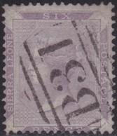 Sierra Leone   .   SG  .     2       .      O   .   Cancelled      .   /   .    Gebruikt - Sierra Leone (...-1960)