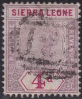 Sierra Leone   .   SG  .     47      .      O   .   Cancelled      .   /   .    Gebruikt - Sierra Leone (...-1960)