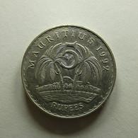 Mauritius 5 Rupees 1992 - Mauritius