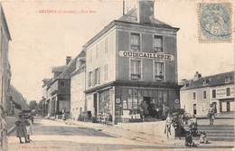 MEZIDON - Une Rue - Quincaillerie - Frankrijk