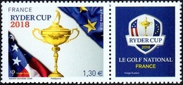 France N° 5245 ** Ryder Cup - Sport Golf - Unused Stamps