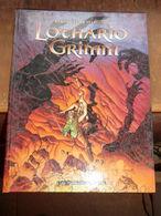 Bd - Lothario Grimm- Le Vortex De Feu - 2003 - Vortex