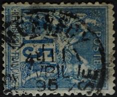 -Sage N°101 Type Ll  .O. ( CAD ) MENNECY. 11 Avril 1895. - 1876-1898 Sage (Type II)