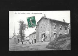 C.P.A. DE LA CHAZOTTE 42 - Autres Communes