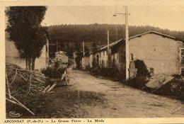 ARCONSAT - La Grosse Pierre La Meule - France