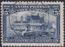 Canada   .   SG  .    191    .      O       .       Cancelled      .   /   .    Gebruikt - 1903-1908 Reign Of Edward VII