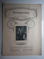 PARTITION INNAMORATA (Enamourée) VALSE TRIPLE BOSTON MARCHETTI 23,5  X 31 Cm Env - Musique & Instruments