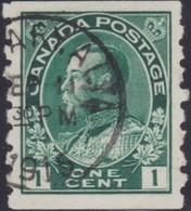 Canada   .   SG  .    220       .      O   .   Cancelled      .   /   .    Gebruikt - 1911-1935 Regering Van George V