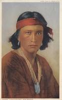 A Navaho Boy , New Mexico , 00-10s ; Fred Harvey H-2247 - Native Americans