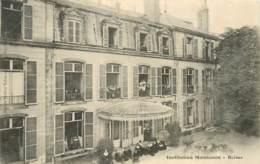REIMS INSTITUTION MAINTENON - Reims