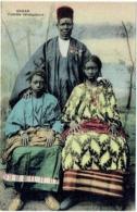 Sénégal. Dakar. Famille Sénégalaise. - Sénégal