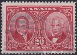 Canada      .       SG       .    273         .      O   .   Cancelled      .   /   .    Gebruikt - 1911-1935 Regering Van George V