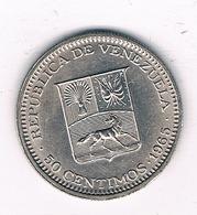 50 CENTIMOS  1965  VENEZUELA /3921// - Venezuela
