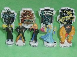 Lot De 9 Feves / Harry Potter Et La Chambre Des Secrets, 2003  TB3 - Dessins Animés