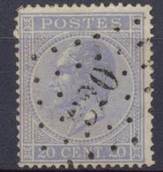 Nr; 18  : Saventhem - 1865-1866 Profile Left